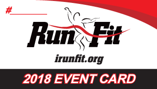 RunFit Event Card